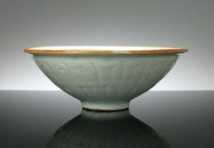 Song Dynasty Qinbai Celadon Bowl
