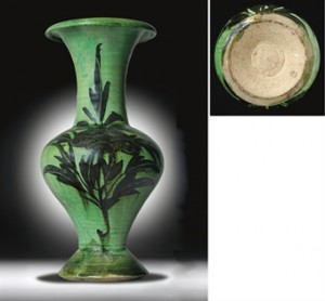 Cizhou Song or Jin Vase, Christies' Photo