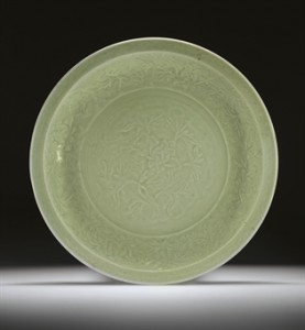 Ming Lonquan Celadon, Christies' Photo